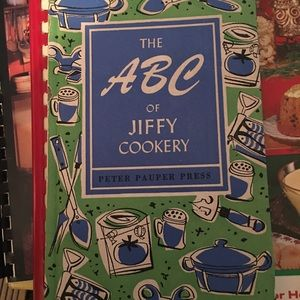 ABC of Jiffy Cookery 1961